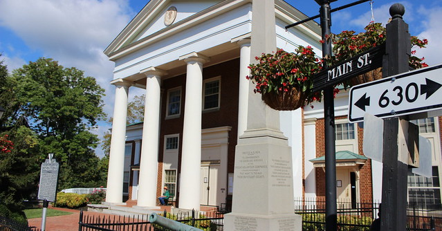 Botetourt County Courthouse