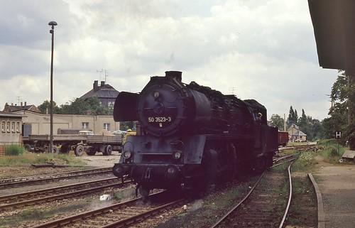 238.22, Lugau, 11 juli 1986