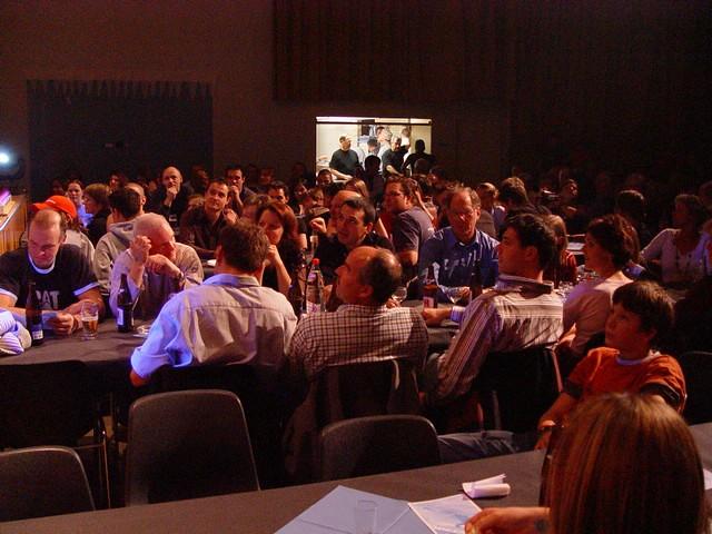 Abendunterhaltung 2005
