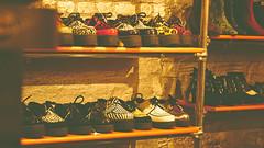 Inside Trash & Vaudeville. East Village. NYC