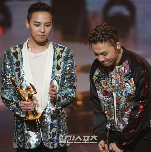Big Bang - Golden Disk Awards - 20jan2016 - Press - 07