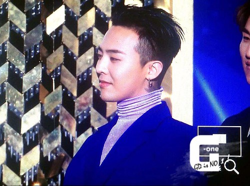 Big Bang - The 5th Gaon Char K-Pop Awards - 17feb2016 - G-One - 05