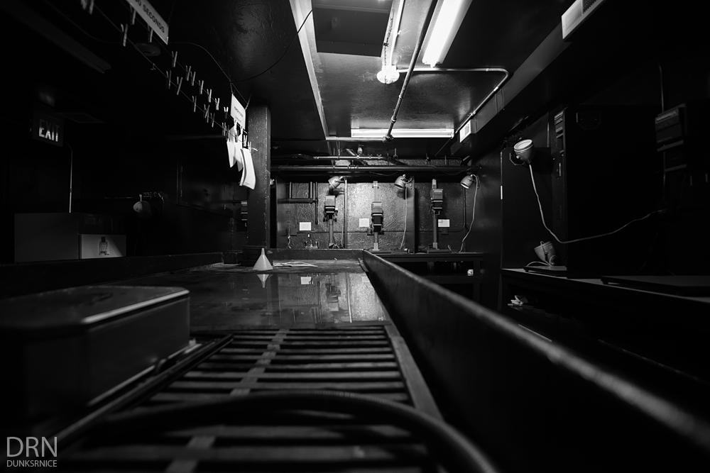 Darkroom B&W.