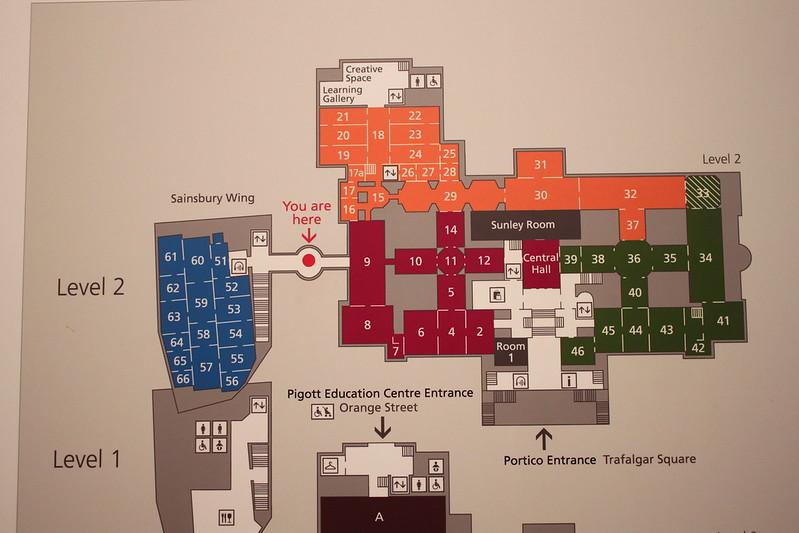 17度C遊倫敦-國家藝術博物館 (29)