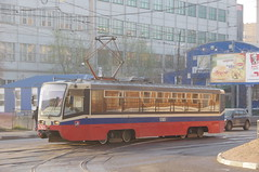 Moscow tram 5365