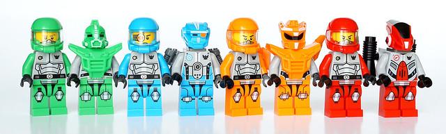 Galaxy Squad army
