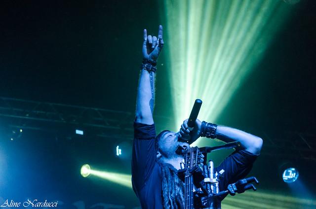 Eluveitie - Live Carioca Club - 11-04-2015