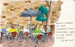 Swagman's Post Courtyard Cafe