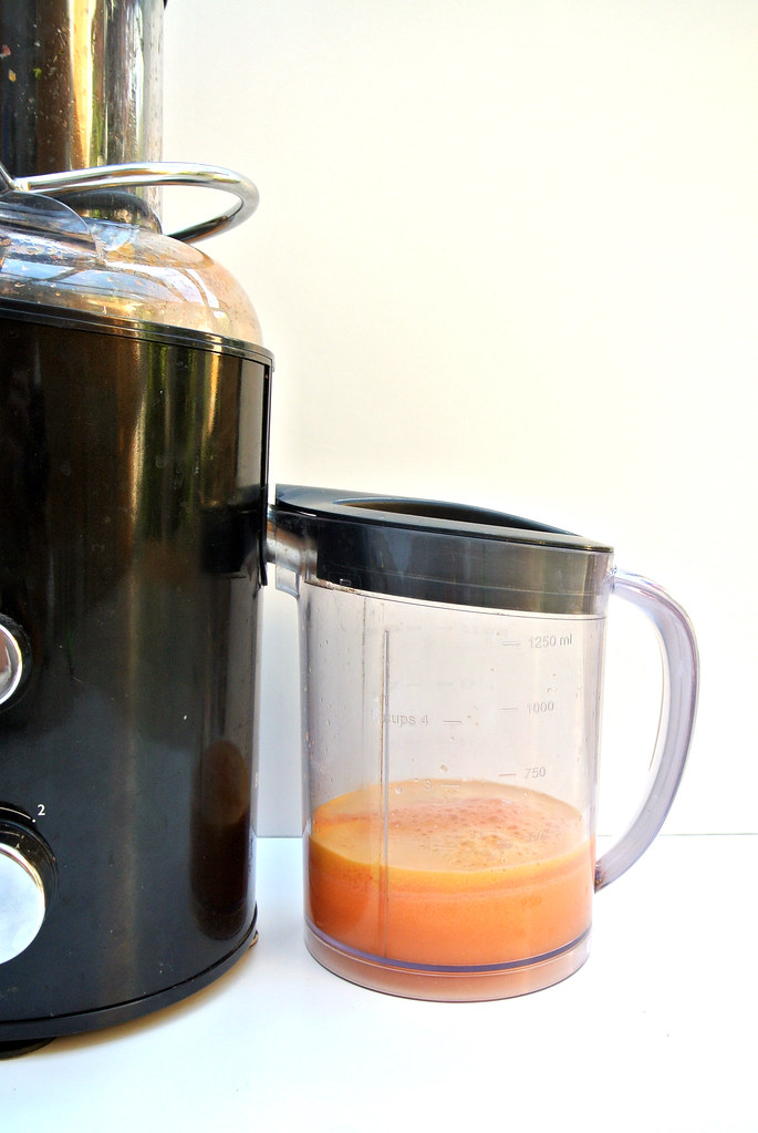 Kick Starter Juice