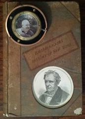George Cuhaj personal medal book2