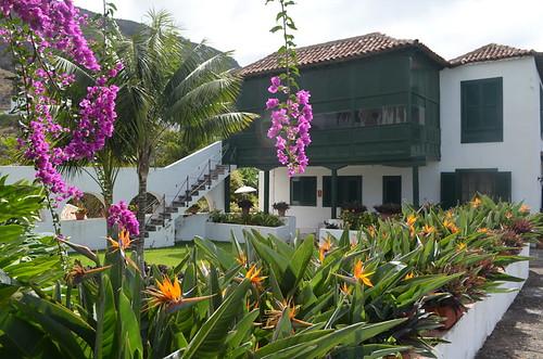 Gardens, Hotel El Patio, Garachico