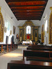 Capuchinas Church interior, Guatemala City