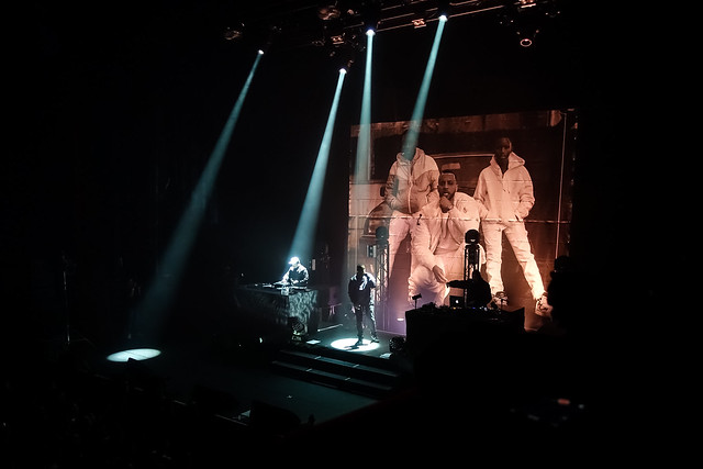 Disiz : Rap Machine Tour - Olympia, Paris (2015)