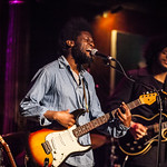 Tue, 05/04/2016 - 11:39am - Michael Kiwanuka performs for WFUV Radio at the Cutting Room in New York City, April 3, 2016. Hosted by Rita Houston. Photo by Gus Philippas