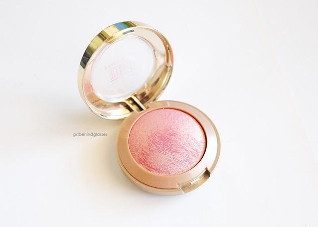 Milani Baked Powder Blush Dolce Pink