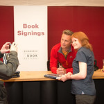 Chris Packham Book Signing | The star of BBC's Springwatch talks about ambition, motivation and dealing with his demons © Alan McCredie