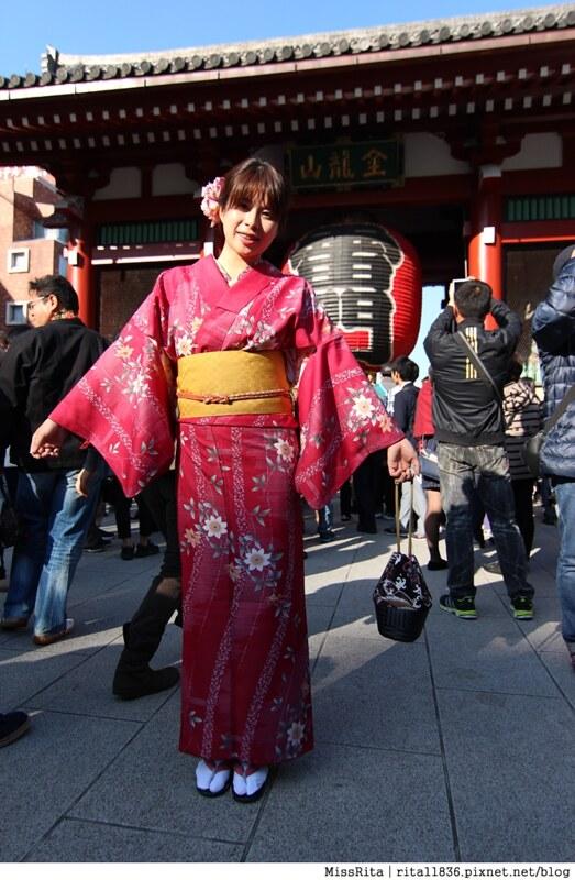 日本東京 東京和服體驗 淺草和服 淺草七變化 淺草七變化預約教學33