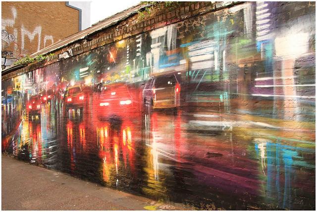 Shoreditch Cars London