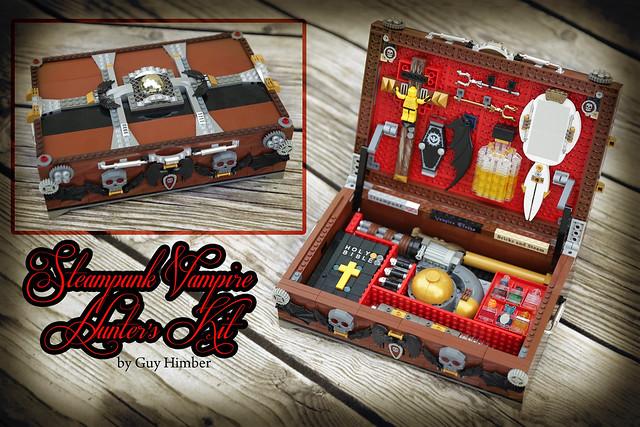 Steampunk Vampire Hunter Kit by Guy HImber