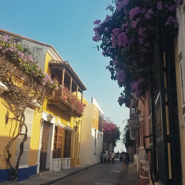 katu, Cartagena, Kolumbia