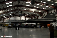 61-7951 - 2002 - USAF - Lockheed SR-71A Blackbird - Pima Air and Space Museum, Tucson, Arizona - 141226 - Steven Gray - IMG_9160