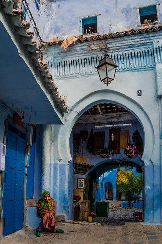 Meanwhile in Chaouen