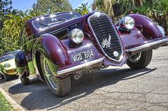 1938 Alfa Romeo 6C2300 Berlinetta