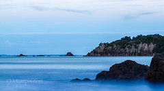 """muzzpix-nz posted a photo:Facebook      500px    WebsiteThis guy was just standing at the point all by himself for awhile . Lucky for me he didn""""t move for at least 20 seconds . Nice . Sometimes a human figure in the larger landscape just adds volumes ..."""