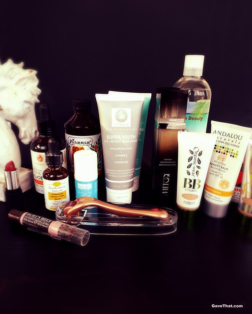 Silicone Free and Organic Beauty Finds