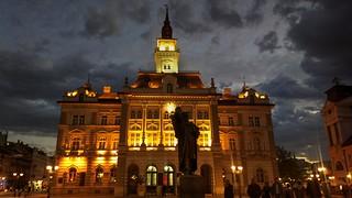 City Hall, Novi Sad