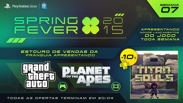 Spring Fever - Week 7 - Portuguese