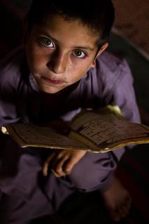 Madrasah Student