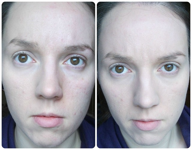 Magic Minerals before and after