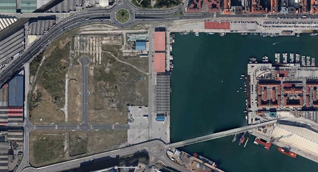 puerto de santander, cantabria, penis shape, peticiones del oyente, después, urbanismo, planeamiento, urbano, desastre, urbanístico, construcción, rotondas, carretera