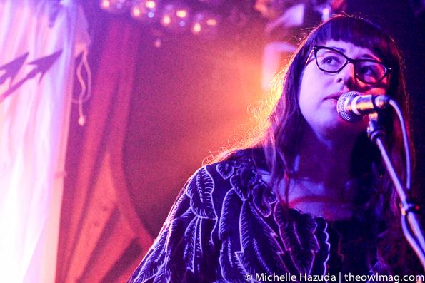 Matt Pond PA @ The Troubadour, LA 4/23/2015