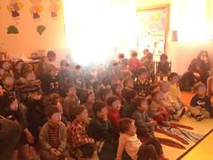 Παράσταση κουκλοθεάτρου σε σχολείο: Oι μύθοι του Αισώπου: Γλυκές κουβέντες από γλυκούς ανθρώπους