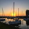 Västra Hamnen Sunset