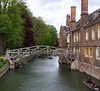 Mathematical Bridge, Cambridge, 6.5.15