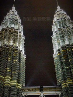 Petronas Twins - Kuala Lumpur - MALAYSIA