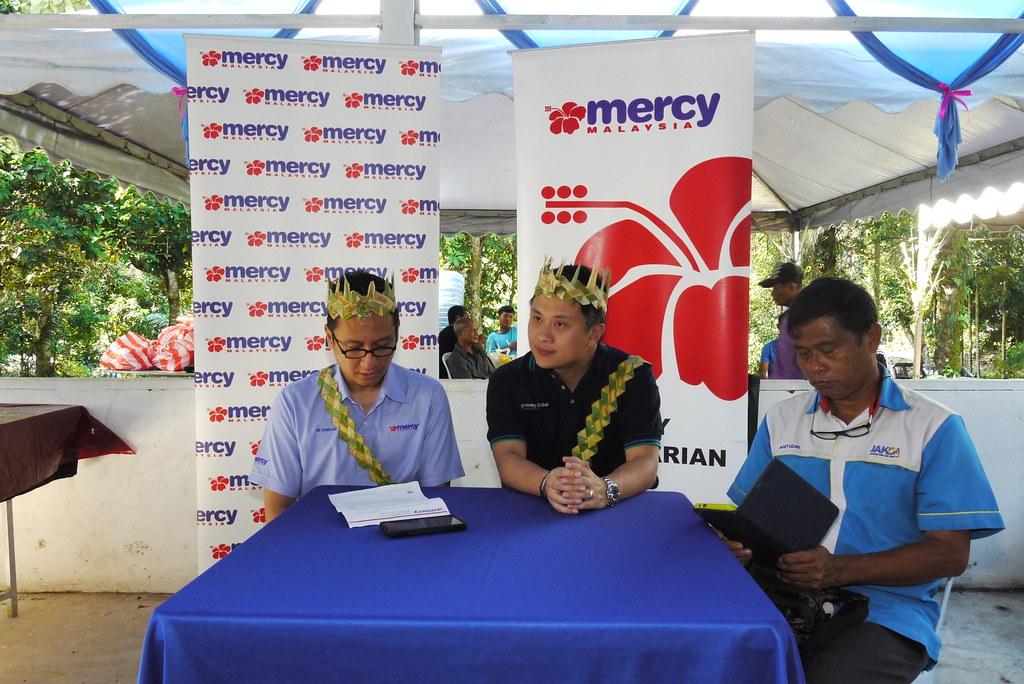 MERCY Malaysia & Hartalega