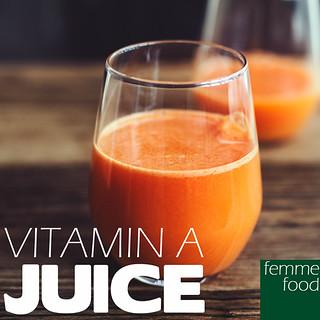 Vitamin A Juice