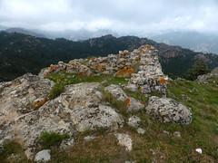 La tour de Punta di u Castellacciu