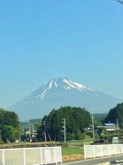 Mt.Fuji 富士山 5/27/2015