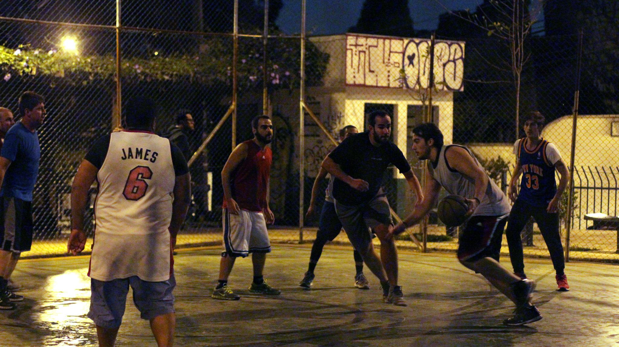 Use a cidade a seu favor  esportes na rua  6688f507bb0ed