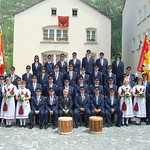 2009 72. Bezirksmusikfest in Simplon Dorf