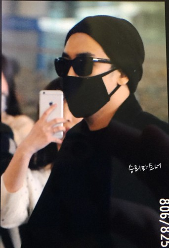 Big Bang - Incheon Airport - 22mar2015 - Seung Ri - Partnervi - 01