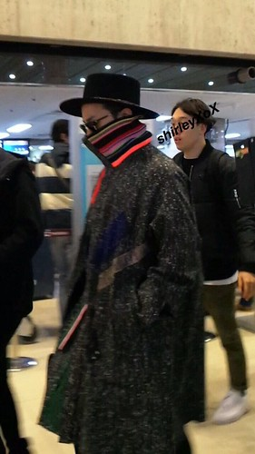 Big Bang - Gimpo Airport - 15jan2015 - G-Dragon - ShirLey_XoX - 02