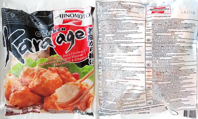Japanse kipnuggets uit de diepvries