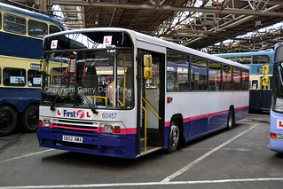 First South Yorkshire 60457 G602 NWA