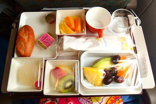 ベトナム航空 特別機内食